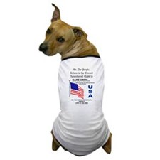 American Flag Doggy T-Shirt