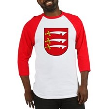 Essex County Coat of Arms Baseball Jersey