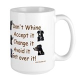 DogPlay's No Whining Mug