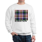 Robertson Tartan Sweatshirt