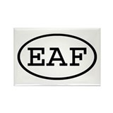 EAF Oval Rectangle Magnet