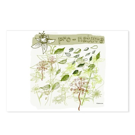 Pro-Nature Postcards (Package of 8)