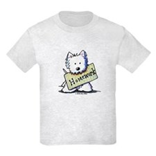 Homework Dog T-Shirt