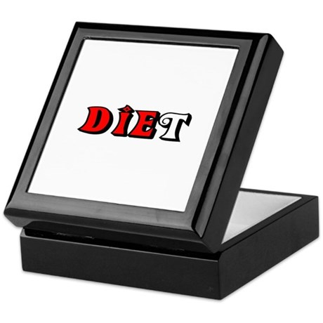 Diet Keepsake Box