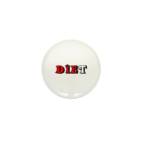 Diet Mini Button
