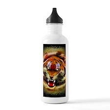 Cosmic Fire Tiger Roar Water Bottle
