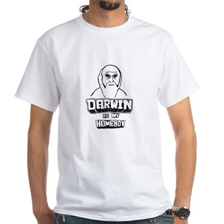 Darwin is my Homeboy Shirt