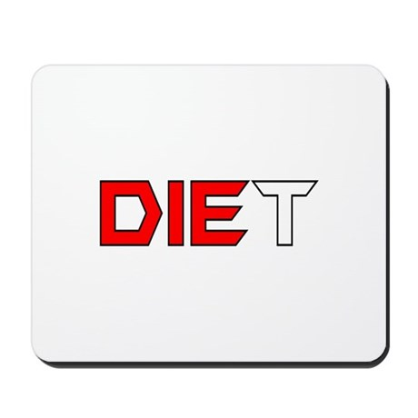 Diet Mousepad
