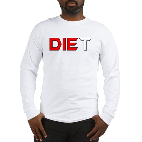 Diet Long Sleeve T-Shirt