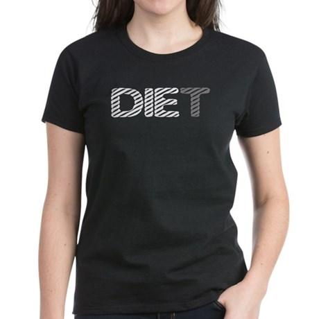 Diet Women's Dark T-Shirt