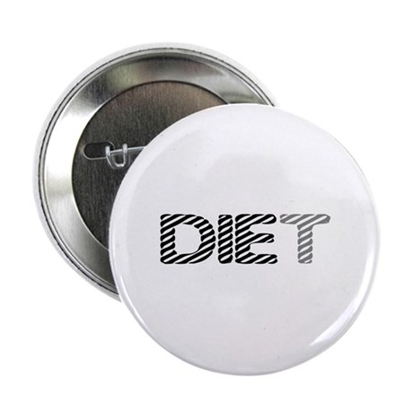 "Diet 2.25"" Button (100 pack)"