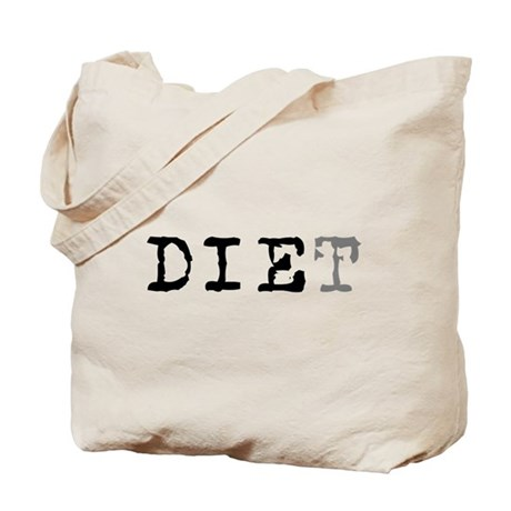 Diet Tote Bag