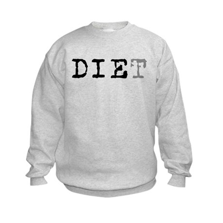Diet Kids Sweatshirt