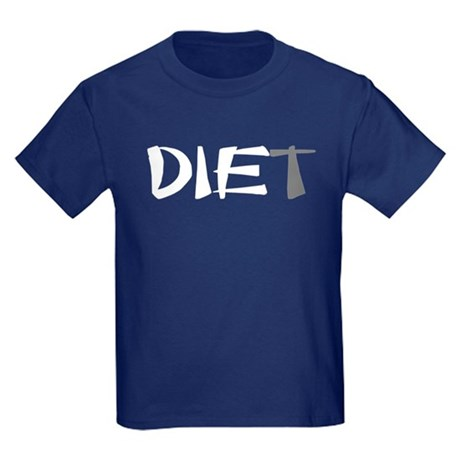 Diet Kids Dark T-Shirt