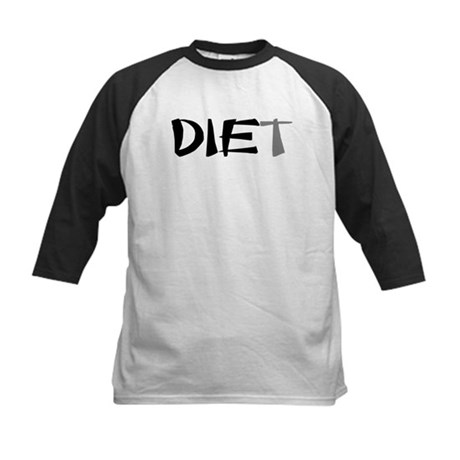 Diet Kids Baseball Jersey