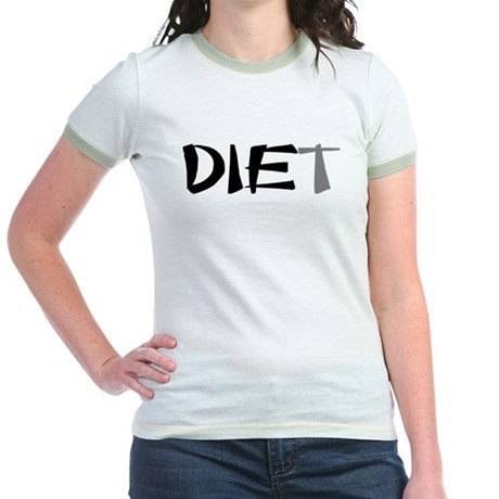 Diet Jr. Ringer T-Shirt