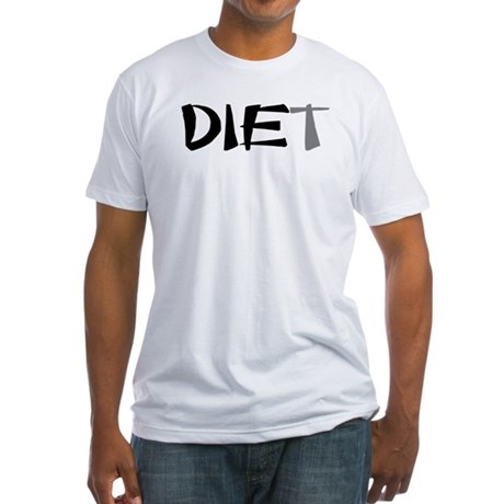 Diet Fitted T-Shirt