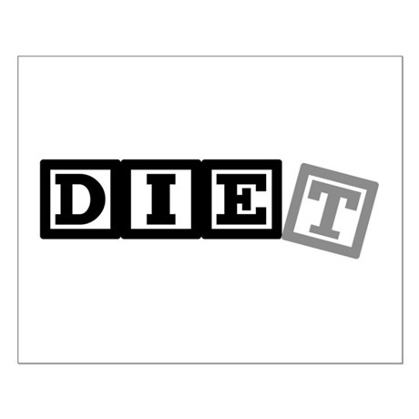 Diet Small Poster