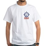 Space Cadet White T-Shirt