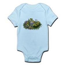 POND FROGS Infant Bodysuit