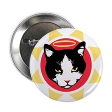 "Holy Cats! 2.25"" Button (10 pack)"