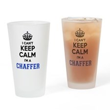 Unique Chaffer Drinking Glass