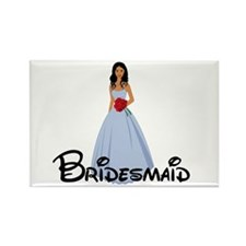 Adriana's Bridesmaid Rectangle Magnet