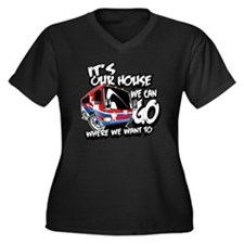 Our RV Plus Size T-Shirt