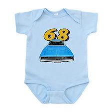 Cool Ratrod Infant Bodysuit