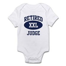 Retired Judge Onesie