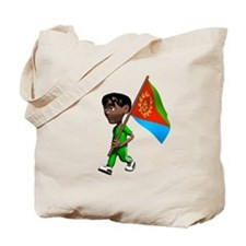 Eritrea Boy Tote Bag