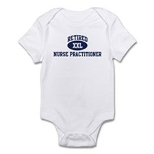 Retired Nurse Practitioner Infant Bodysuit