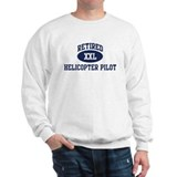 Retired Helicopter Pilot Sweatshirt