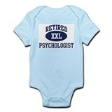 Retired Psychologist Infant Bodysuit