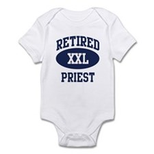 Retired Priest Onesie