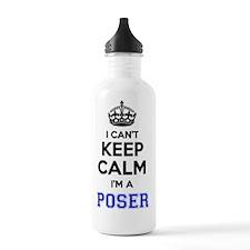 Cute Poser Water Bottle