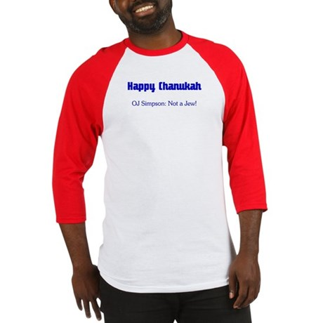 Happy Chanukah Shirt - OJ Simpson Not A Jew