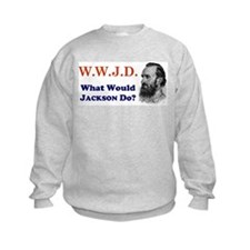 What Would JACKSON Do Sweatshirt