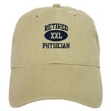 Retired Physician Baseball Cap