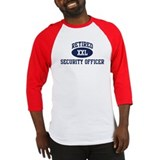 Retired Security Officer Baseball Jersey