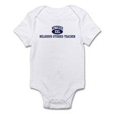 Retired Religious Studies Tea Infant Bodysuit