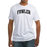 FOWLER (curve-black) Shirt