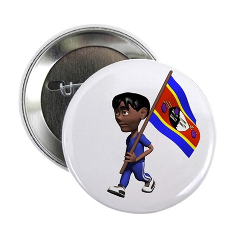 Swaziland Boy Button