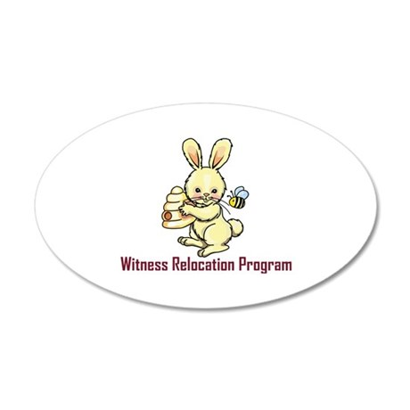 WITNESS PROGRAM Wall Decal