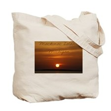 Mackinac Island Sunrise Tote