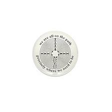 Finger Labyrinth Mini Button (10 pack)
