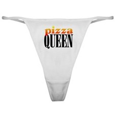 PIZZA QUEEN Classic Thong