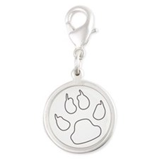 REVERSE APP CAT PAW S Charms