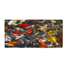 Koi Convention Towel Beach Towel