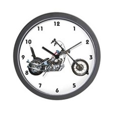 """Chopper"" Wall Clock"